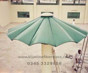 fiberglass shade canopy umbrella parks (9)