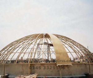 fiberglass shade dome skylight (20)