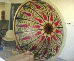 fiberglass shade dome skylight (27)
