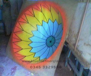 fiberglass shade dome skylight (28)