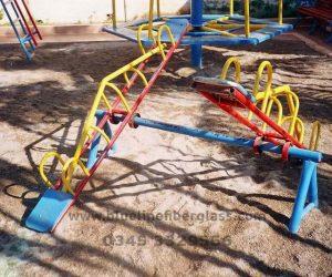 fiberglass slides climber swing (104)