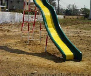 fiberglass slides climber swing (117)