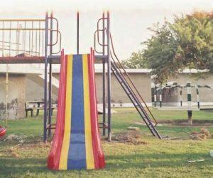 fiberglass slides climber swing (121)