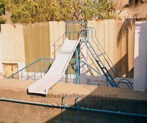 fiberglass slides climber swing (122)