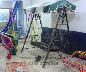 fiberglass slides climber swing (148)