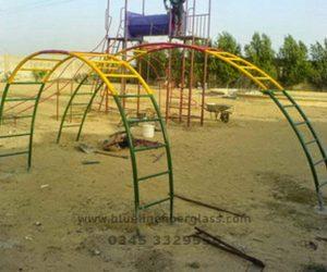 fiberglass slides climber swing (17)