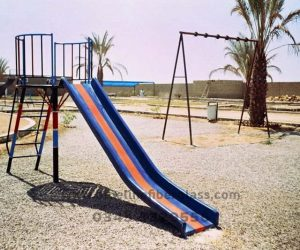 fiberglass slides climber swing (177)