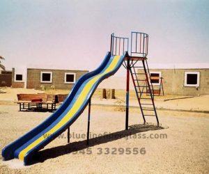 fiberglass slides climber swing (178)