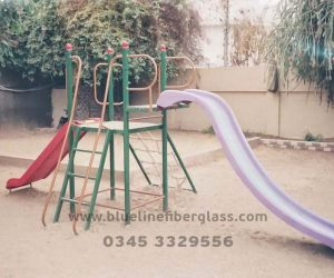 fiberglass slides climber swing (21)