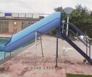 fiberglass slides climber swing (218)