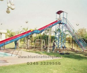 fiberglass slides climber swing (222)