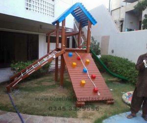 fiberglass slides climber swing (233)