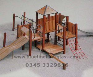 fiberglass slides climber swing (237)