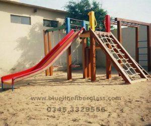 fiberglass slides climber swing (241)