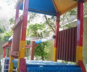 fiberglass slides climber swing (244)