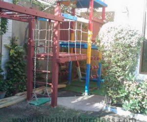 fiberglass slides climber swing (246)