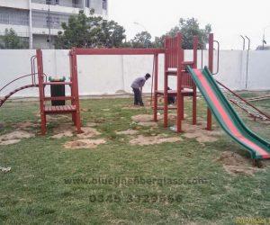 fiberglass slides climber swing (248)