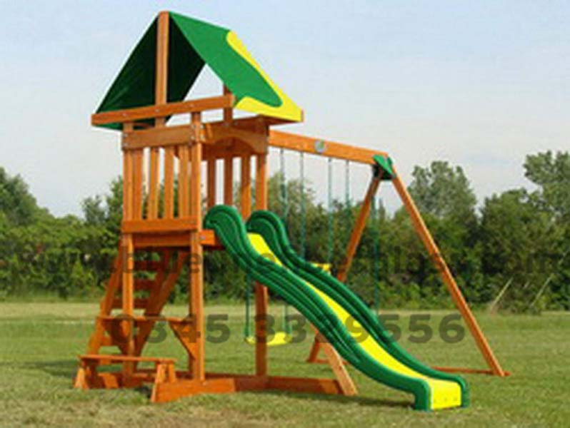 Fiberglass Playground
