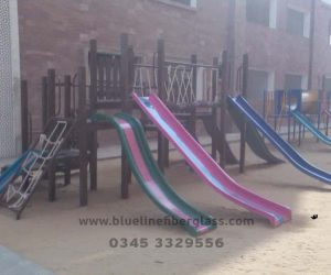 fiberglass slides climber swing (261)
