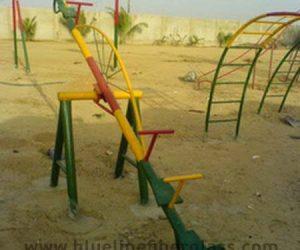 fiberglass slides climber swing (37)