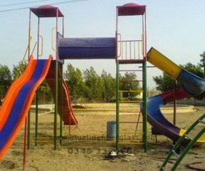 fiberglass slides climber swing (39)