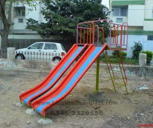 fiberglass slides climber swing (41)