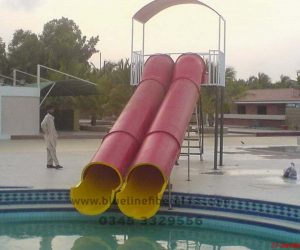 fiberglass slides climber swing (47)