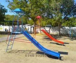 fiberglass slides climber swing (48)