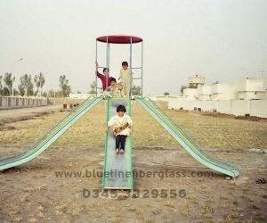 fiberglass slides climber swing (5)