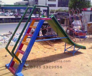 fiberglass slides climber swing (51)