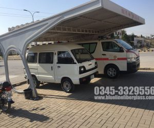 Car Parking Shade Karachi Pakistan