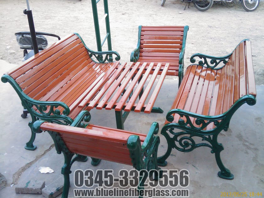Outdoor Garden & School Furniture – Bench & Chairs