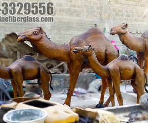 camel statue fiberglass sculptures monuments karachi pakistan