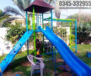 multiplay unit 1 - swing slide - kids playground equipment