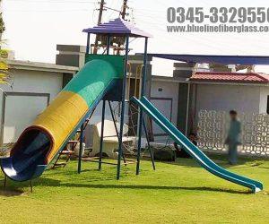 Kids Playground Equipment - swing slide play gym - Karachi Pakistan