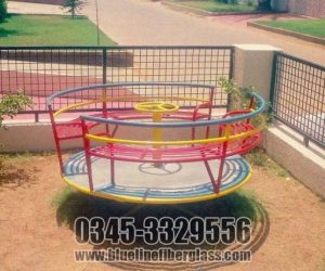 Merry Go Round 2 - Kids Playground Equipment - Karachi Pakistan