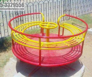 Merry Go Round - Kids Playground Equipment - Karachi Pakistan