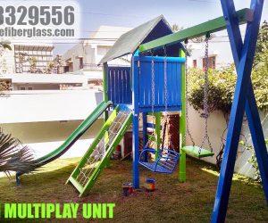 kids playground equipmet 5 - Jungle Gym - Blue Line Fiberglass Karachi Pakistan