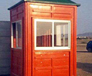fiberglass room Porta Cabin or Guard Room prefab room Karachi Pakitsan