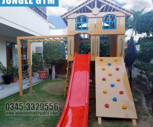 Jungle Gym 1 KIDS MULTI PLAY UNIT Garden Swing and Slide Set