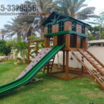 Jungle Gym 5 KIDS MULTI PLAY UNIT Garden Swing and Slide Set